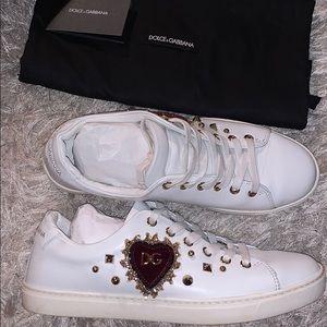 Dolce & Gabbana Sneakers *Size 9.5 - EU 39.5*